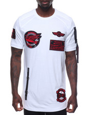 Shirts - Patch Flight T-Shirt