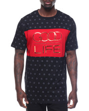 CAMP - The Good Life All Over Print S/S Tee