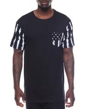 Shirts - Mens Black Americana Tees