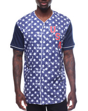 Button-downs - USA Baseball Tee