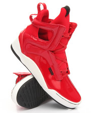 Radii Footwear - Prism - Patent Leather High Top Prism Sneaker