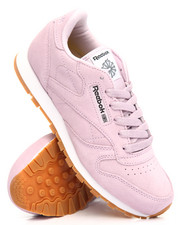 Sneakers - CLASSIC LEATHER PASTEL SNEAKERS (3.5-7)