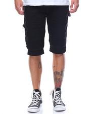 Shorts - Moto Patch Denim Short