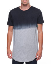 T-Shirts - S/S Dip Dye Speckle Tee