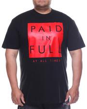 Big & Tall - Paid In Full Tee (B&T)-2106064