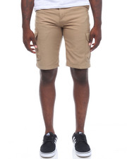 Basic Essentials - Solid Cargo Shorts