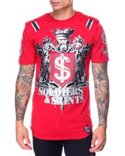 Shirts - Studded S/S Tee