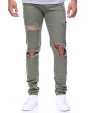 Jeans & Pants - Blow Out Knee Denim