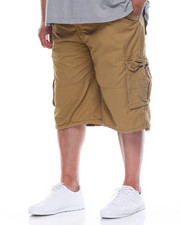 Shorts - Premium Washed Cargo Shorts (B&T)