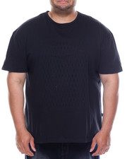 Big & Tall - Ripped Accent S/S  Tee (B&T)