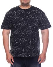 Shirts - Tie Dye Wash S/S Tee (B&T)