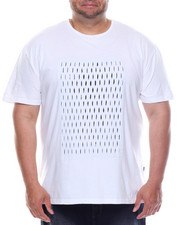 Men - Ripped Accent S/S  Tee (B&T)