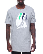 Nautica - Short Sleeve Nautica Sail Racing Tee