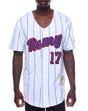 Button-downs - Mts Joint Remy Logo Base Ball Shirt