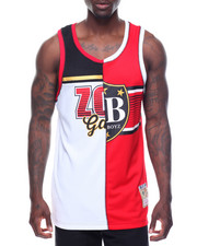 Tanks - Best Of Both Worlds Remy Logo Tank Top