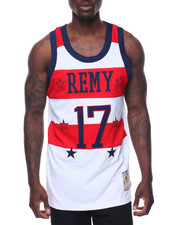 Tanks - All Star Remy Logo Tank Top