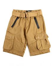 Shorts - Twill Moto Short (4-7)