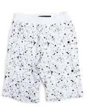 Shorts - Paint Splash Shorts (8-20)