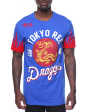 Iroochi - Red Dragons Tee