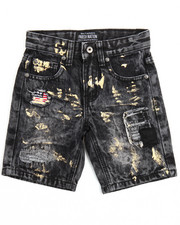 Shorts - 4th Coming Denim Shorts (4-7)