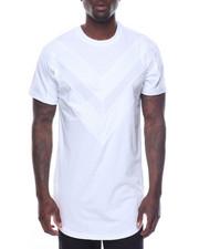Shirts - Mesh V-paneled Trim Tee
