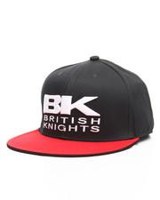Men - Bk Snapback Hat
