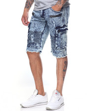 Buyers Picks - Premium Biker Cargo Shorts W Zipper