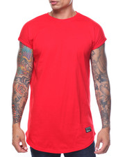 Shirts - S/S Rolled Up Sleeve Tee