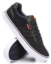 Footwear - Miles Denim Low Top Sneakers