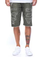 Men - Rip & Repair 5 Pocket Shorts