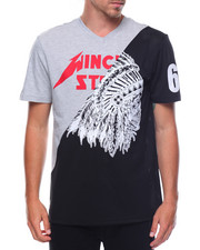 Winchester - S/S Mesh Pieced T-shirt