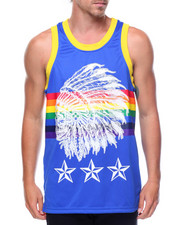 Tanks - Indian Jersey Tank