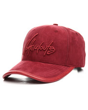 DUNGEON FORWARD - No Handouts Burgundy V2 Cap