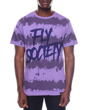 Flysociety - Splatter Stripe Tee