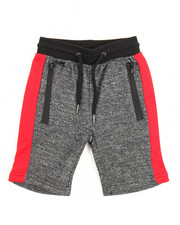 Shorts - Marled French Terry Short (4-7)