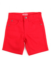 Shorts - 4th Coming Over-dye Twill Shorts (4-7)
