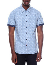 Summer-Mens - S/S Printed Woven-2110201