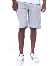 Men - Cotton Fleece Shorts
