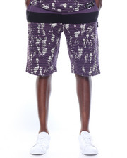 Men - Stripe Knot Short