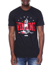 OUTRANK - S/S Always Winning Tee