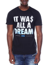 OUTRANK - S/S All A Dream Royal Tee