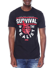 OUTRANK - S/S Survival Bred Tee