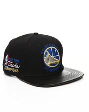 NBA, MLB, NFL Gear - Golden State Warriors Team Logo Hat