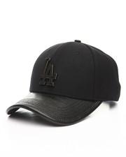 Men - Los Angeles Dodgers Logo Metal Plate Hat