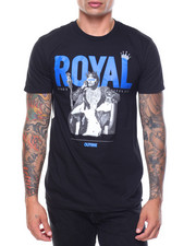 OUTRANK - S/S Kings Tee