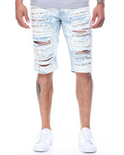 Buyers Picks - Studded Bleach Short