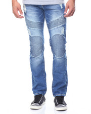 Jeans & Pants - Knee Patch Destroyed Jeans