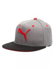 Hats - Evercat Solid Block Youth Flatbill Snapback Caps