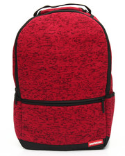 Sprayground - Red Knit Backpack