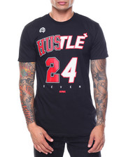 Men - S/S Hustle 247 Tee